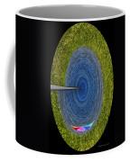 Lake Michigan Polar View Coffee Mug
