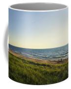 Lake Michigan Shoreline 01 Coffee Mug