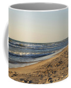 Lake Michigan Shoreline 02 Coffee Mug