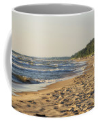 Lake Michigan Shoreline 03 Coffee Mug