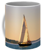 Lake Murray Sc Sailing Coffee Mug