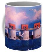 Lake Murray Towers Coffee Mug