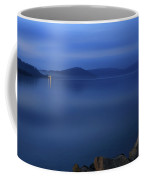 Lake Night View Coffee Mug