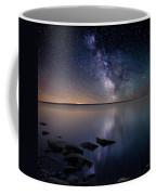 Lake Oahe Coffee Mug