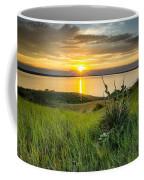 Lake Oahe Sunset Coffee Mug