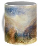 Lake Of Brienz Coffee Mug