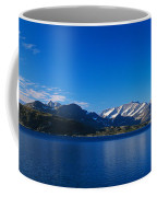 Lake On Mountainside, Sorfolda, Bodo Coffee Mug