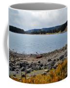 Lake On The Grand Mesa Colorado Coffee Mug