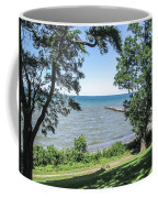 Lake Ontario At Webster Park Coffee Mug