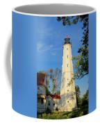 Lake Park Light House 2 Coffee Mug