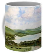 Lake Parker In Glover Coffee Mug