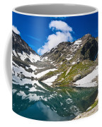 lake Pietra Rossa - Italy Coffee Mug