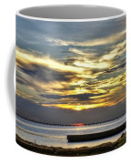 Lake Pontchartrain Sunset 2 Coffee Mug