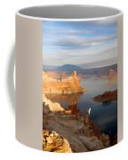 Lake Powell From Alstrum Pt 12 Coffee Mug