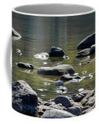 Lake Rocks Coffee Mug
