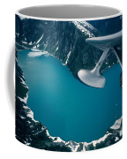 Lake Seen From A Seaplane Coffee Mug