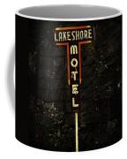 Lake Shore Motel Coffee Mug