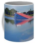 Lake Silver Ski Jump Coffee Mug