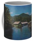 Lake Squam Off Rte. 3 In Holderness Nh Coffee Mug