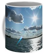 Lake St. Clair Sunset Coffee Mug