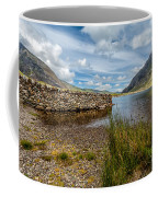 Lake Stone Wall Coffee Mug