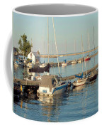 View Of The Harbor Coffee Mug