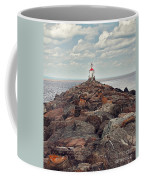 Lake Superior Light House Coffee Mug