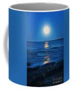 Lake Superior Moonrise Coffee Mug
