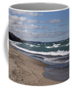Lake Superior Shoreline Coffee Mug