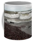 Lake Superior Surf Coffee Mug
