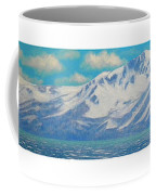 Lake Tahoe After The Storm Triptych Coffee Mug