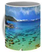 Lake Tahoe Cove Coffee Mug