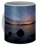 Lake Tahoe Dawn Coffee Mug