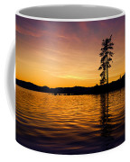 Lake Tahoe Sunset Coffee Mug