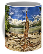 Lake Tenaya Giant Stump Coffee Mug