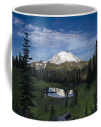 Lake Tipsoo Reflections Coffee Mug