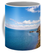 Lake Titicaca Coastline  Coffee Mug