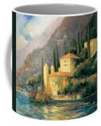 Lake Villa Coffee Mug