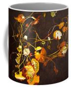 Lake Washington Lily Pad 14 Coffee Mug