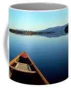 Lake Winnepasaukee Canoe Coffee Mug
