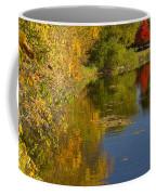 Lake Winona Autumn 13 Coffee Mug