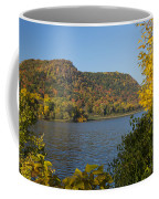 Lake Winona Autumn 9 Coffee Mug