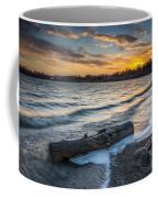 Lake Yankton Minnesota Coffee Mug by Aaron J Groen