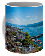 Lake Zurich Coffee Mug