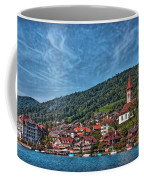 Lakefront Provincial Town Coffee Mug