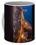 Lakeshore Drive Aloft Coffee Mug