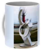 Lakeside Art Coffee Mug