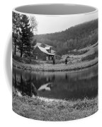 Lakeside Cabin Coffee Mug