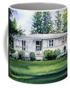 Lakeside Cottage Coffee Mug