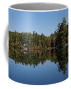 Lakeside Cottage Living - Reflecting On Relaxation Coffee Mug